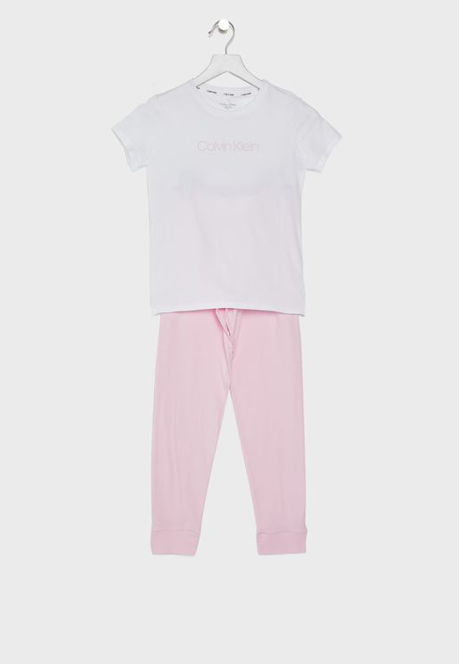 Kids Long Pyjama Set