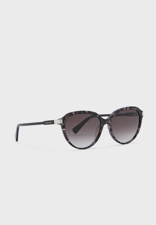 Lo640S Oval Shape Sunglasses