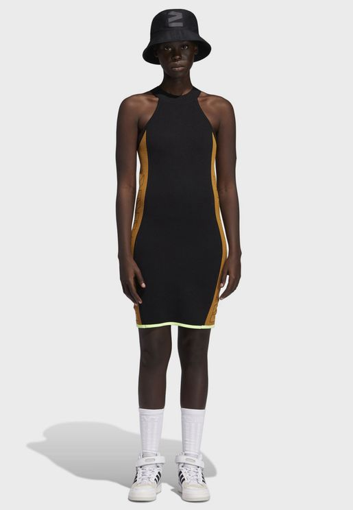 Ivy Park Knit Logo Dress