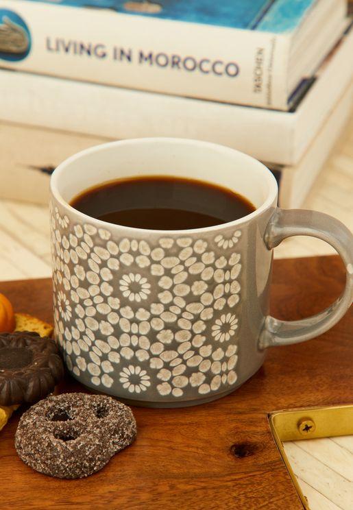 Mosaic Print Mug