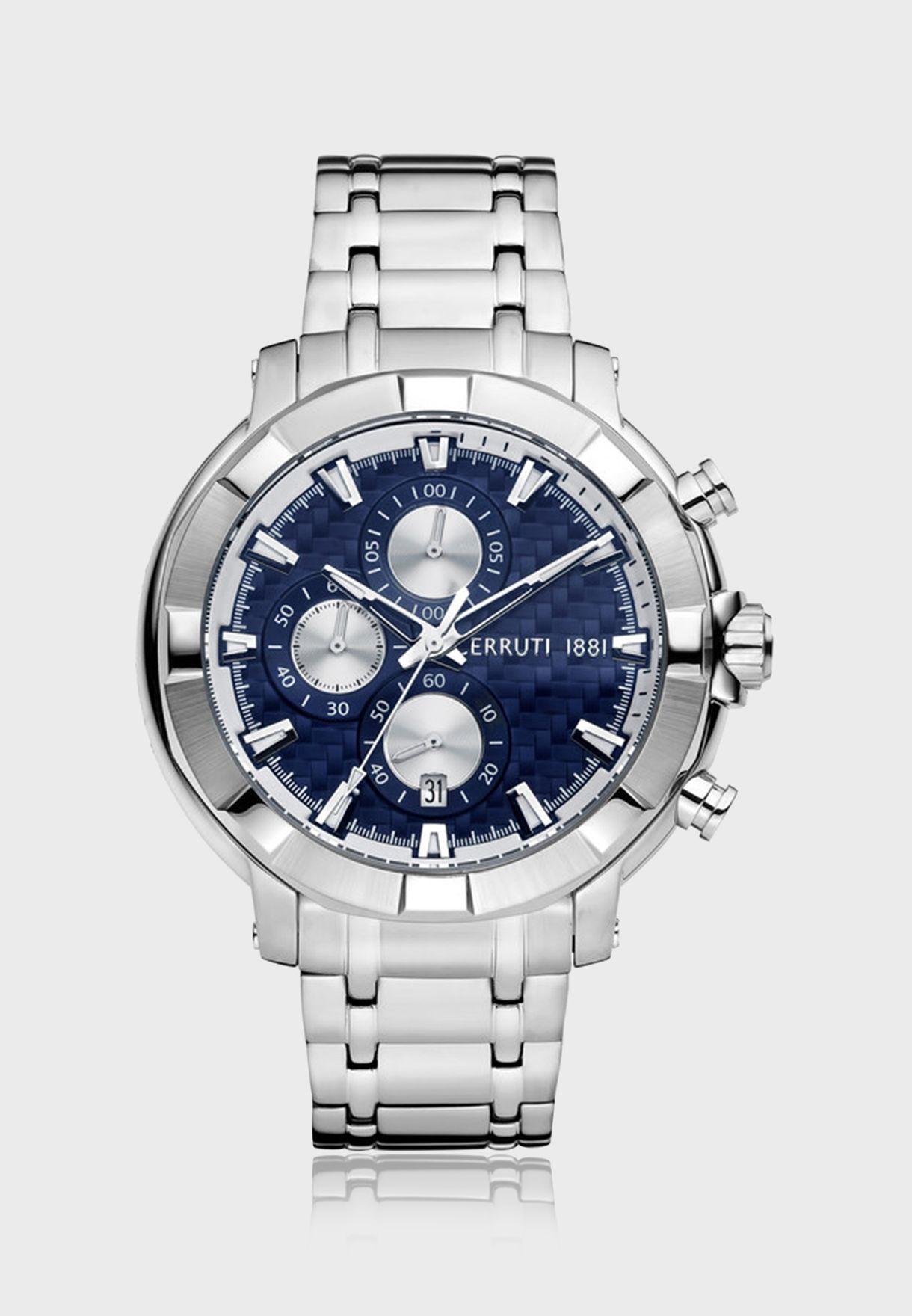 ساعة بخصائص الكرونوغراف C CRWA25805