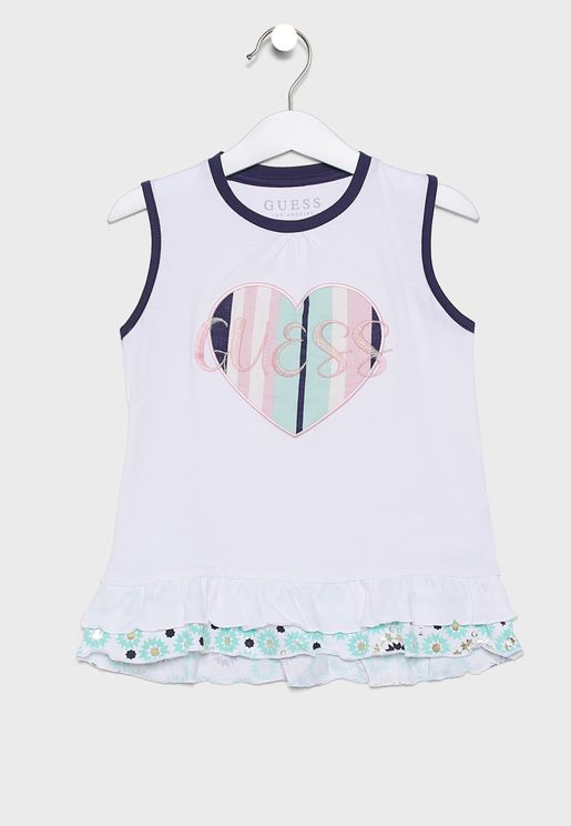 Kids Logo Top