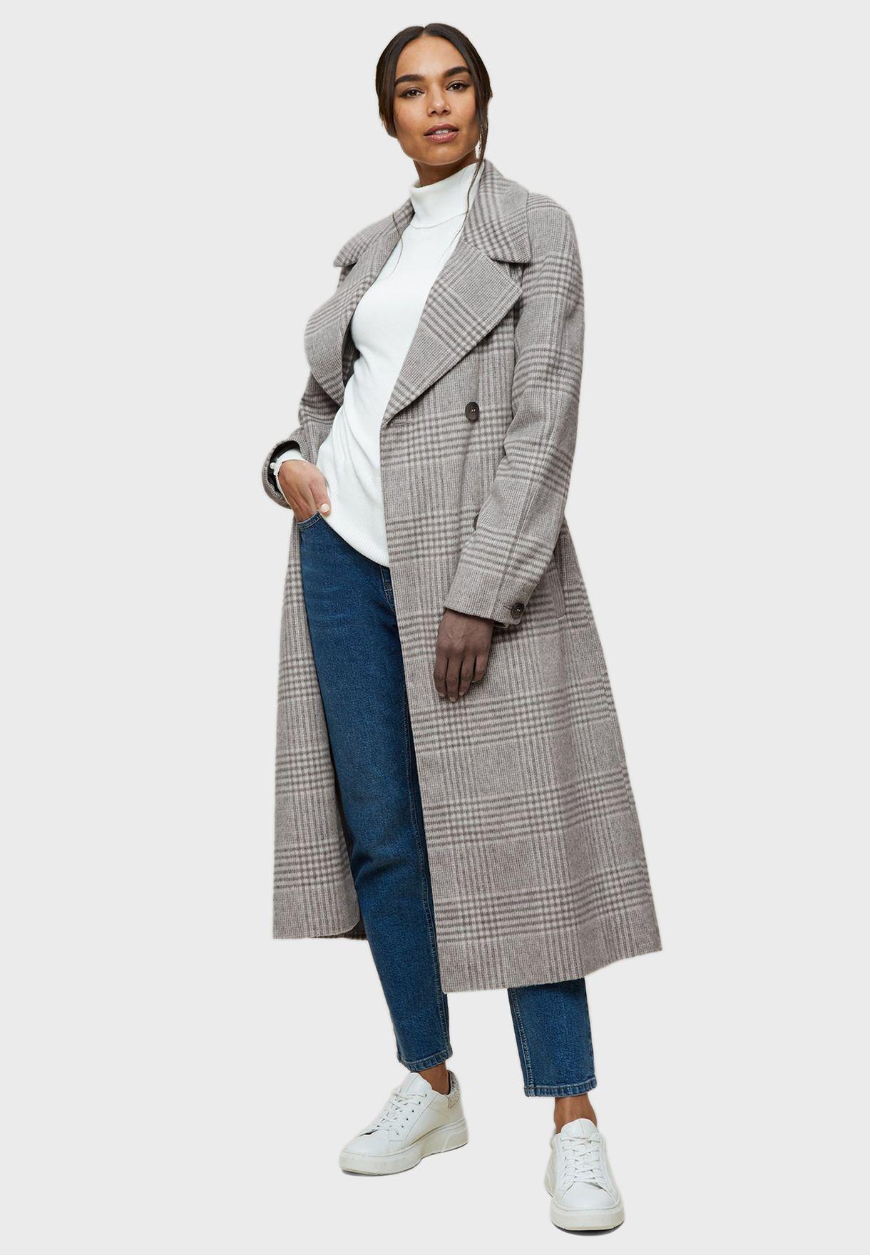 معطف بازرار امامية