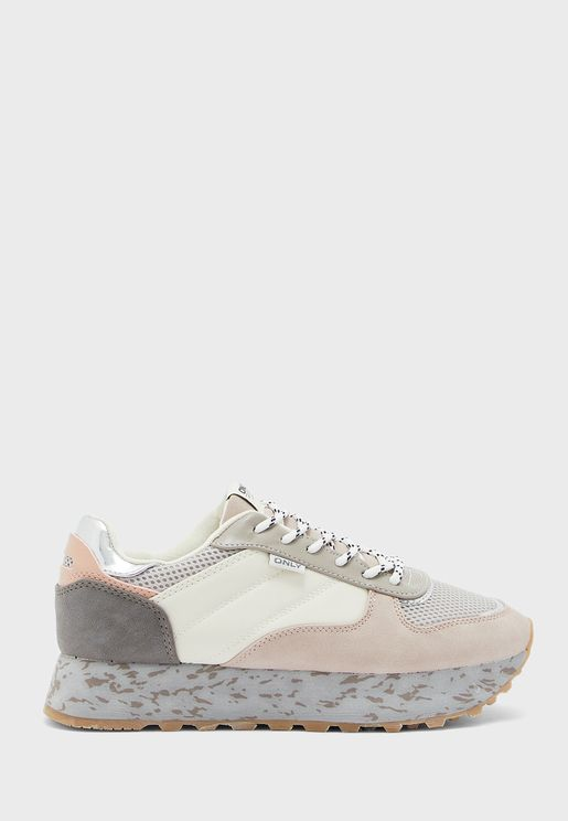 Sonia-1 Low Top Sneaker