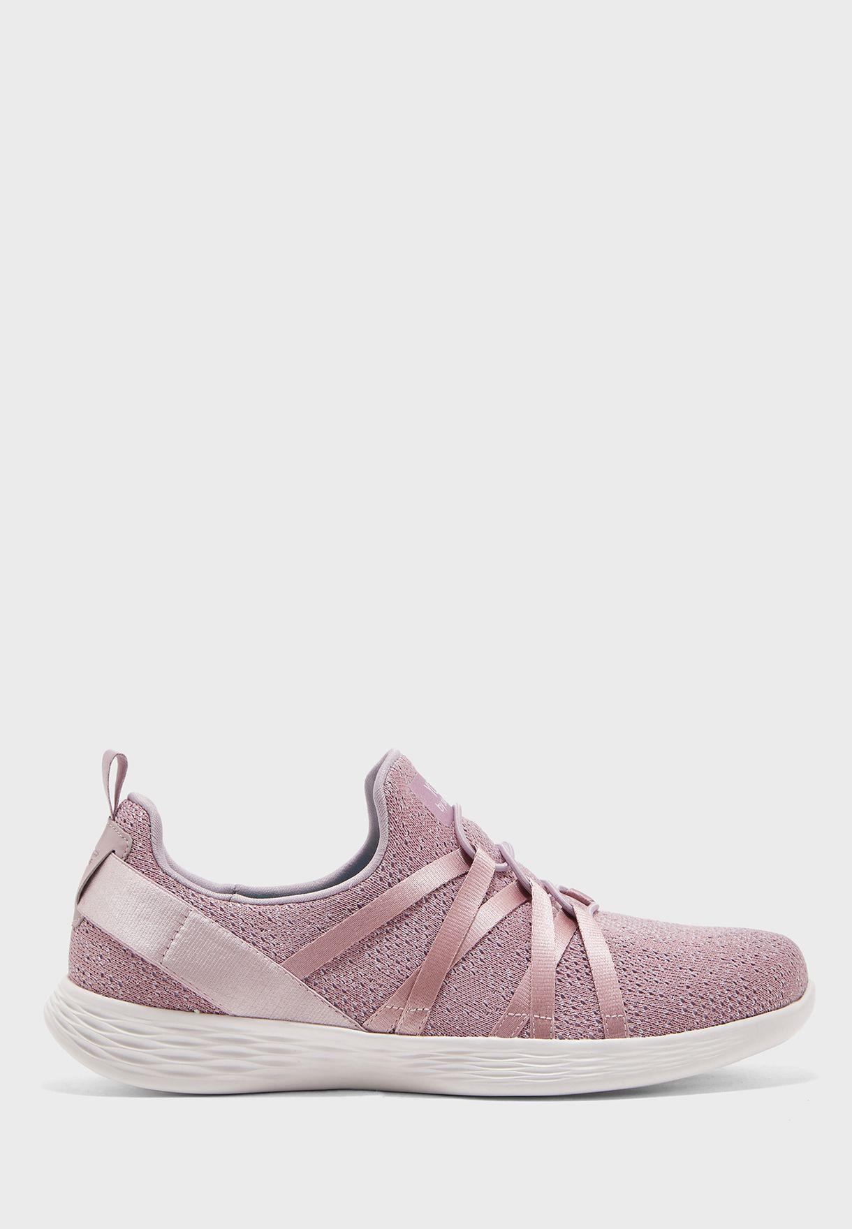skechers you pink