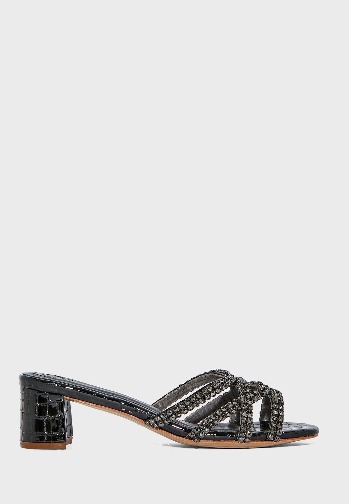 Sigmond Mid-Heel Sandals