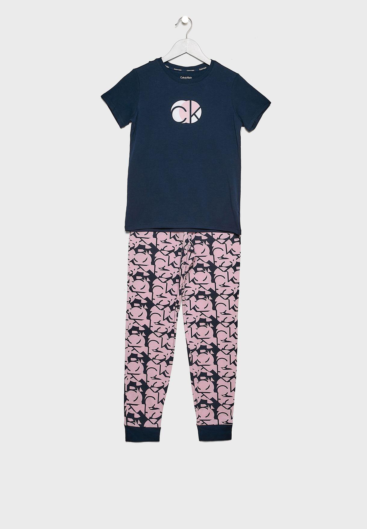 Teen Long Sleeve T-Shirt + Legging