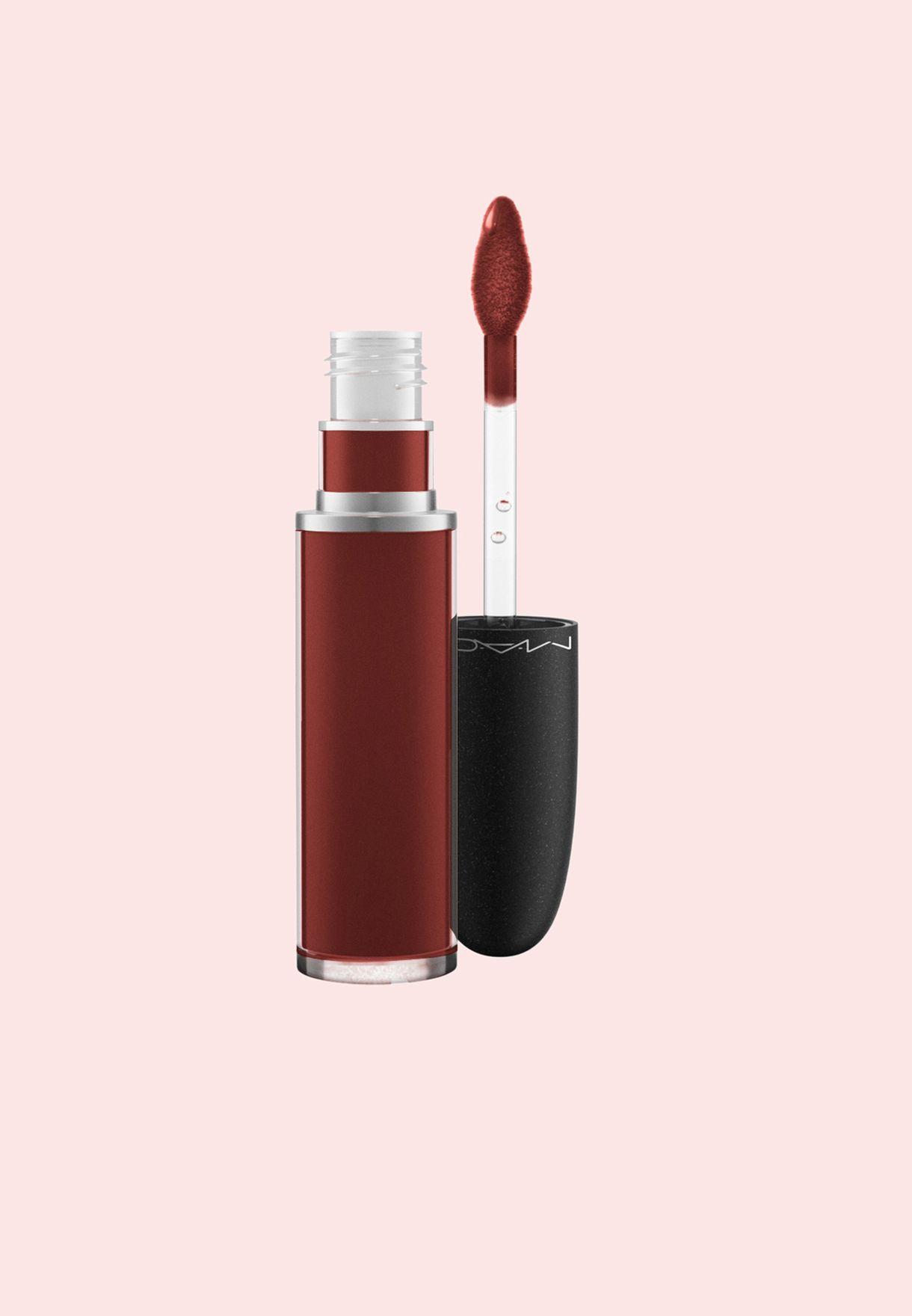 Retro Matte Liquid Lip Colour - Carnivorous