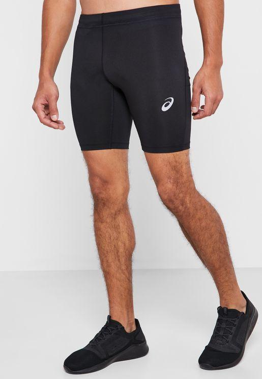 """Silver 7"""" Sprinter Shorts"""