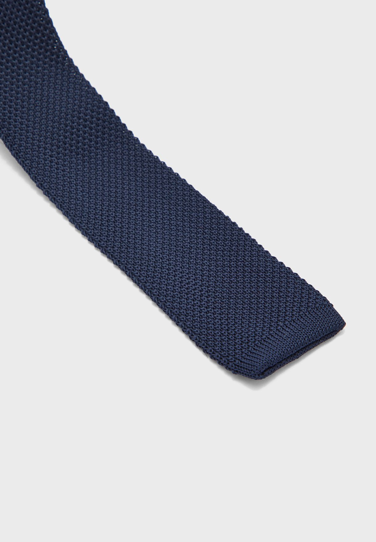 Grant Tie Knitted