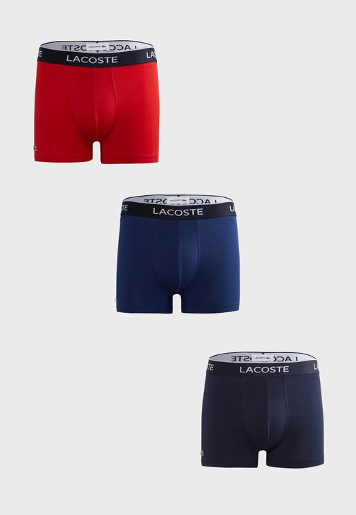 3 Pack Essential Boxers