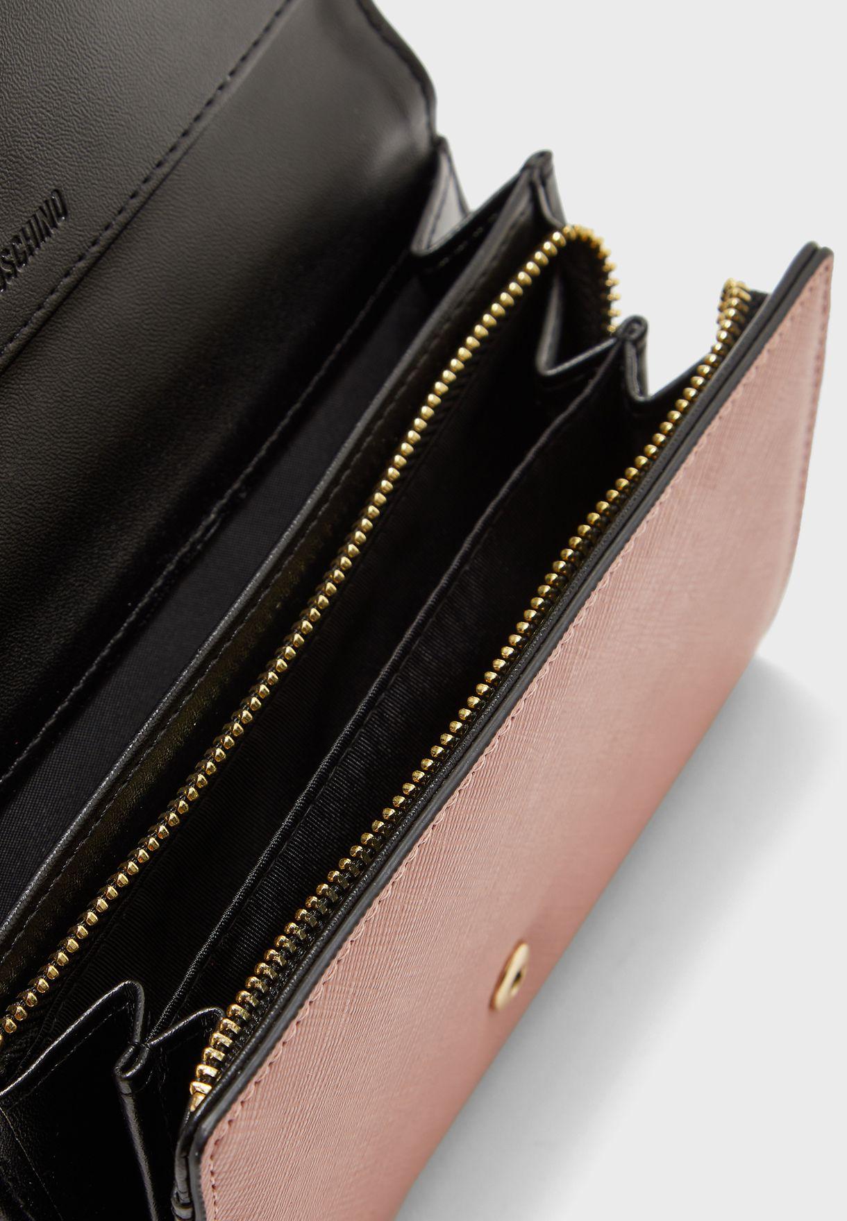 محفظة بطية امامية