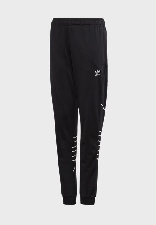Youth adicolor Big Trefoil Sweatpants