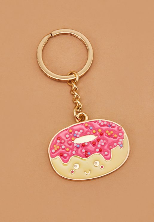 Patches & Pins Enamel Keyring