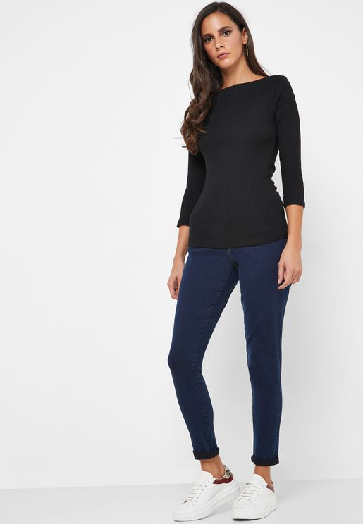 official photos c55d6 12f0a Jeans for Women | Jeans Online Shopping in Dubai, Abu Dhabi ...