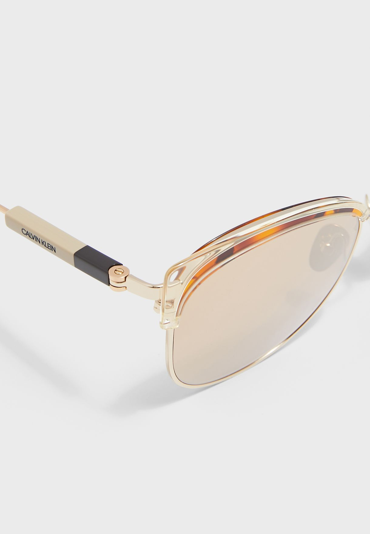 CK19701S Butterfly Sunglasses