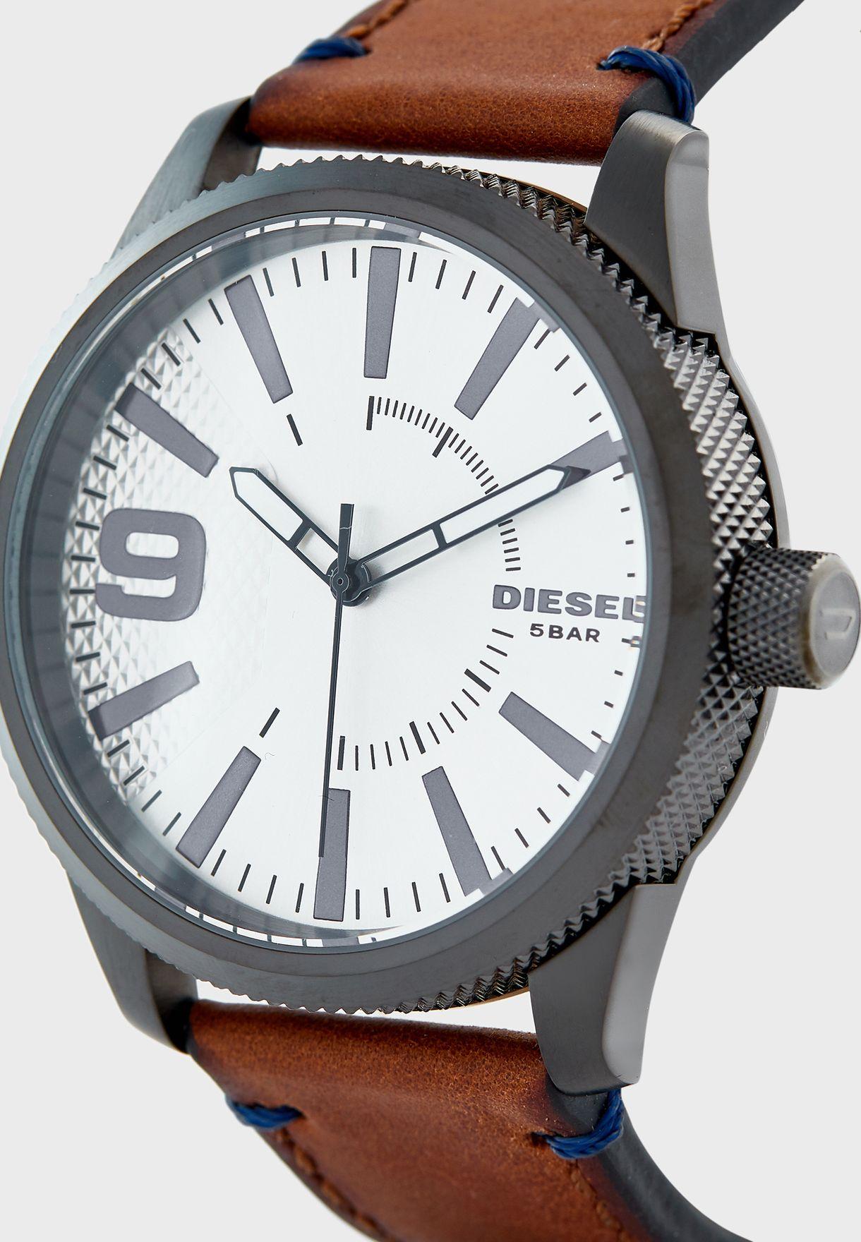 DZ1905 Rasp NSBB Analog Watch