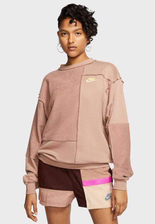 NSW Icon Clash Fleece Sweatshirt
