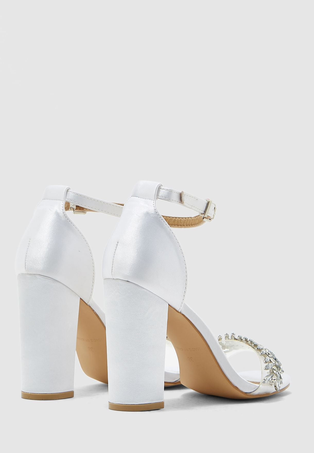 Sandals With Embellishment Detail