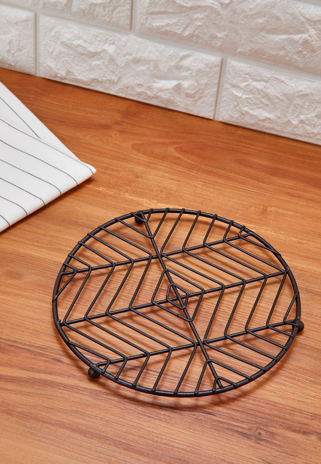 Round Trivet Heat Resistant Mat