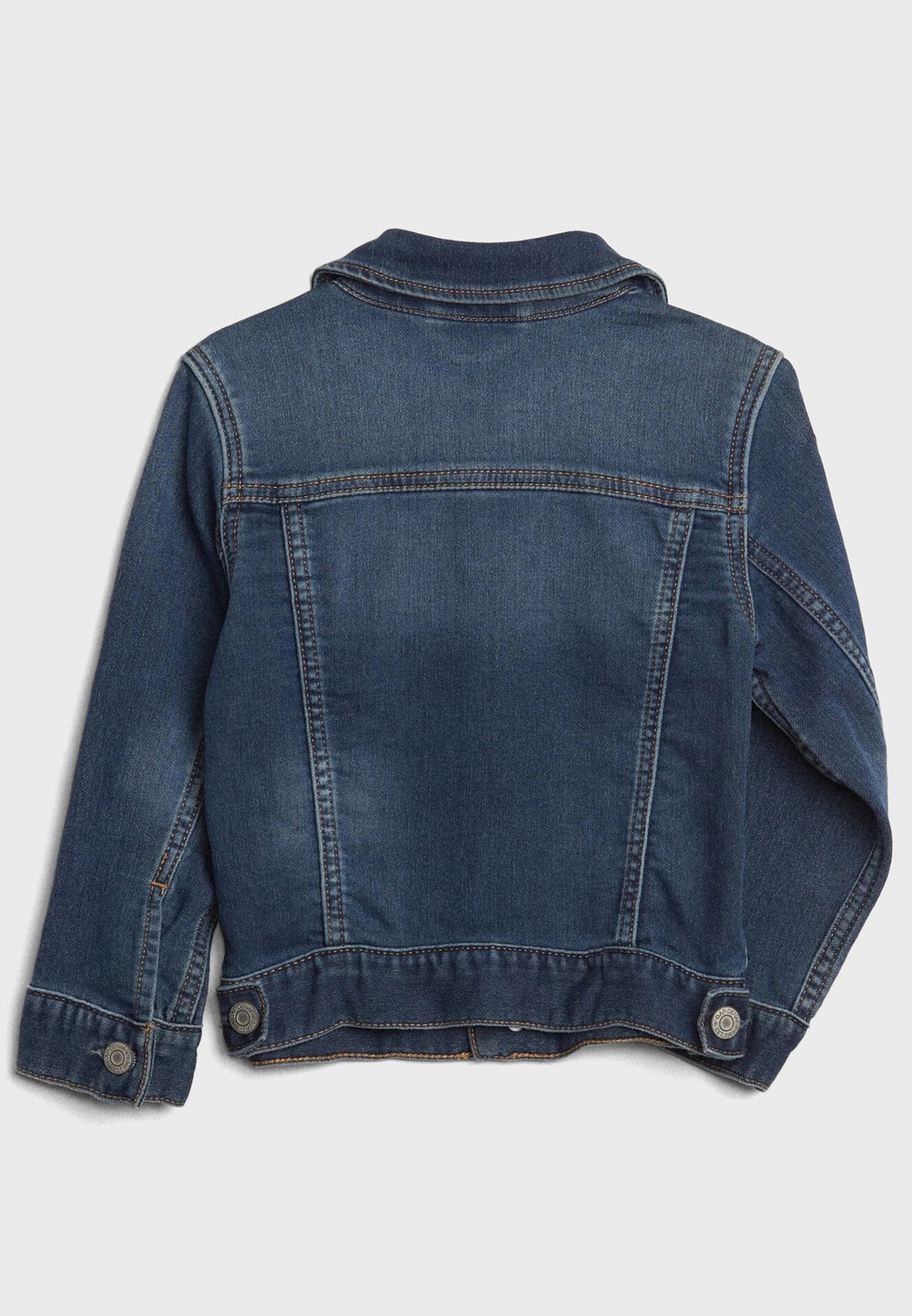 Kids Classic Denim Jacket