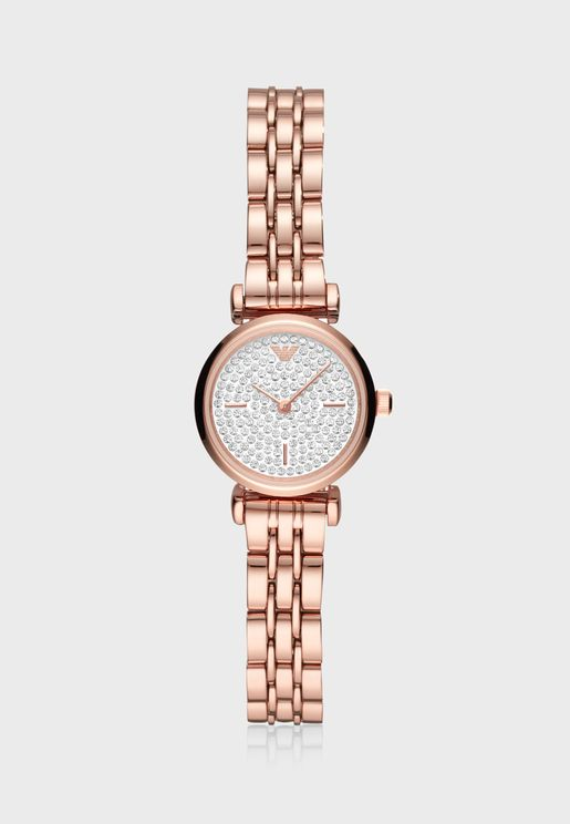 AR11266 Gianni T-Bar Analog Watch