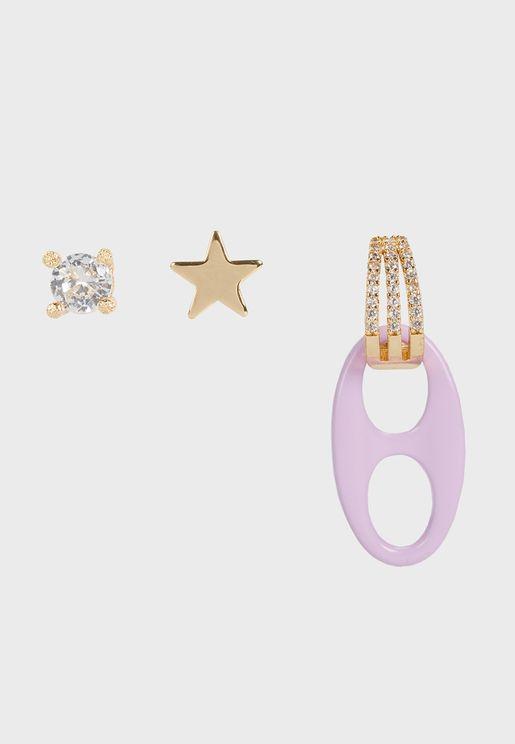 Kiss Collection Earrings Set