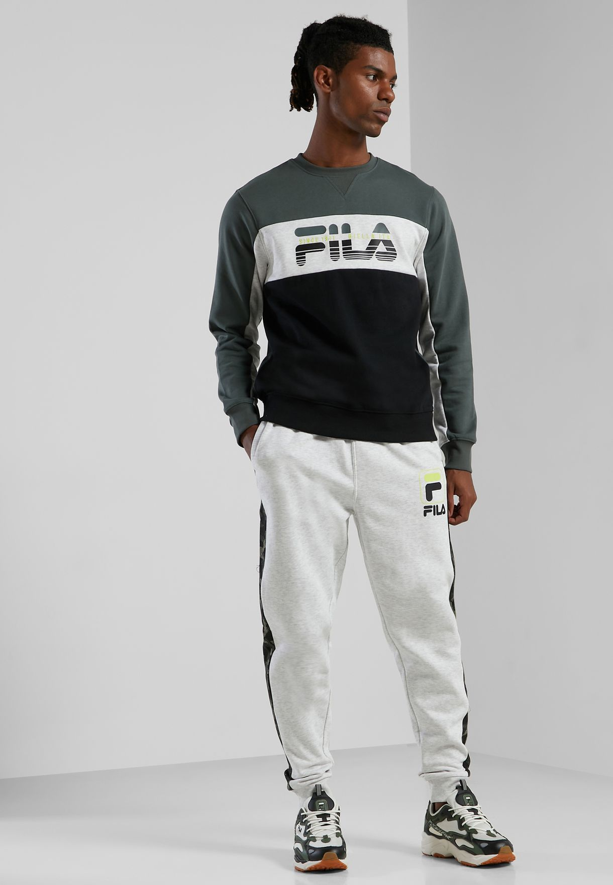 Redd Cuffed Sweatpants