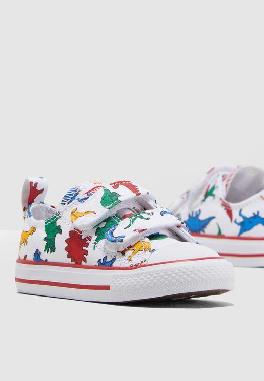 حذاء شاك تايلور اول ستار في 2 للاطفال