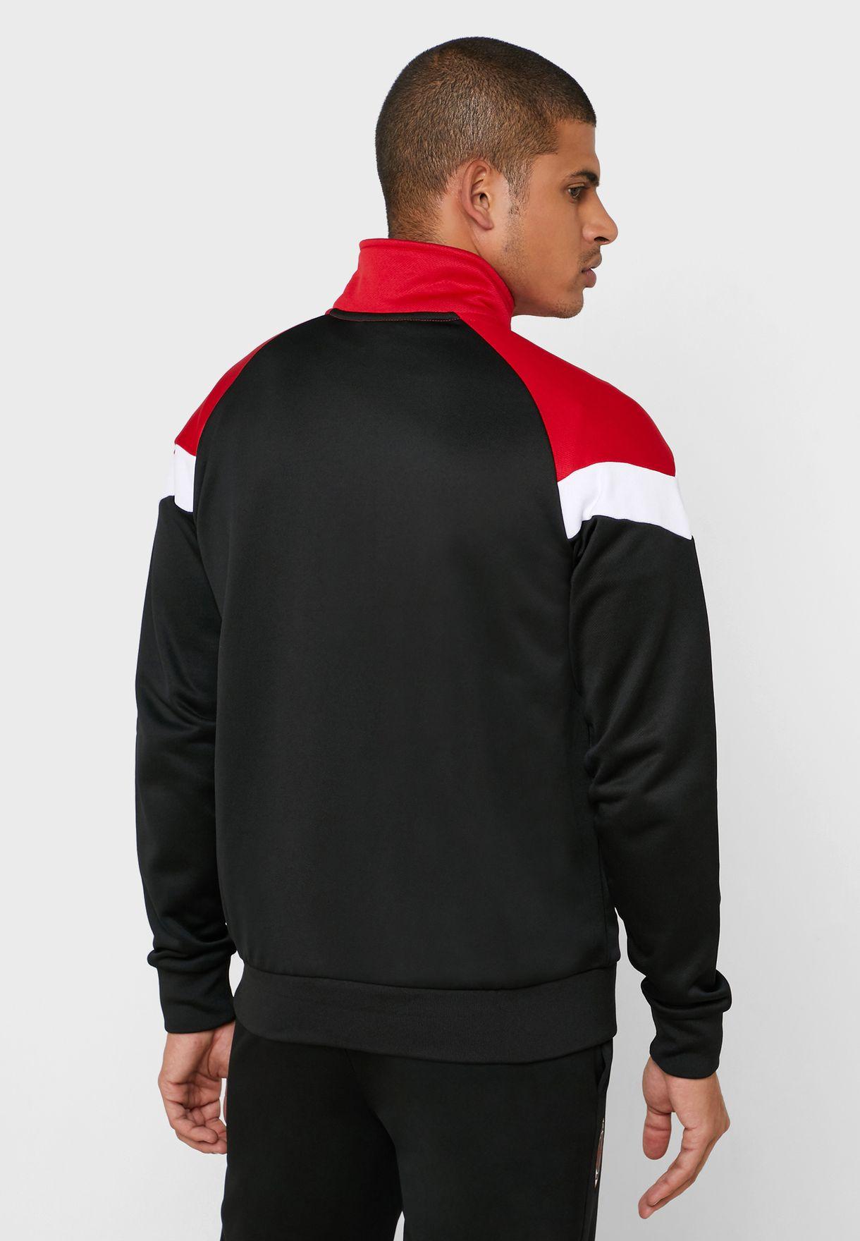 AC Milan Iconic MCS Track Jacket