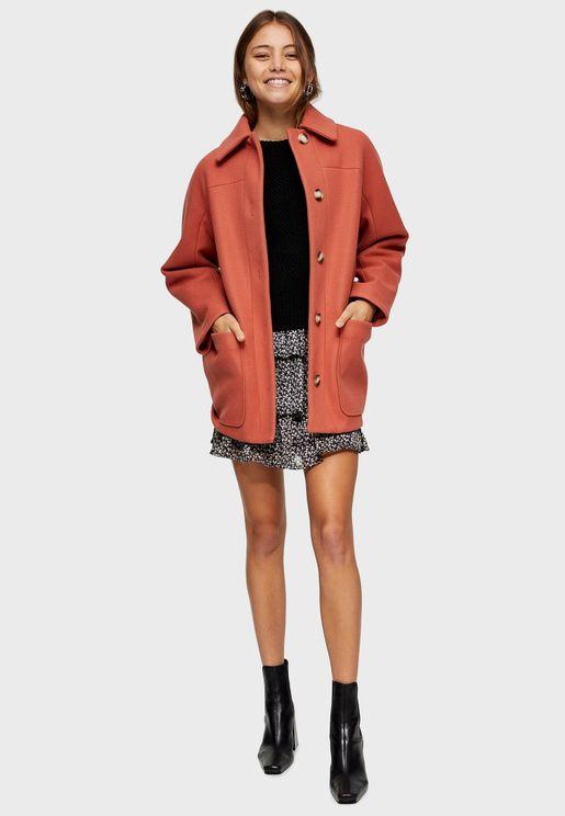 Longline Coat