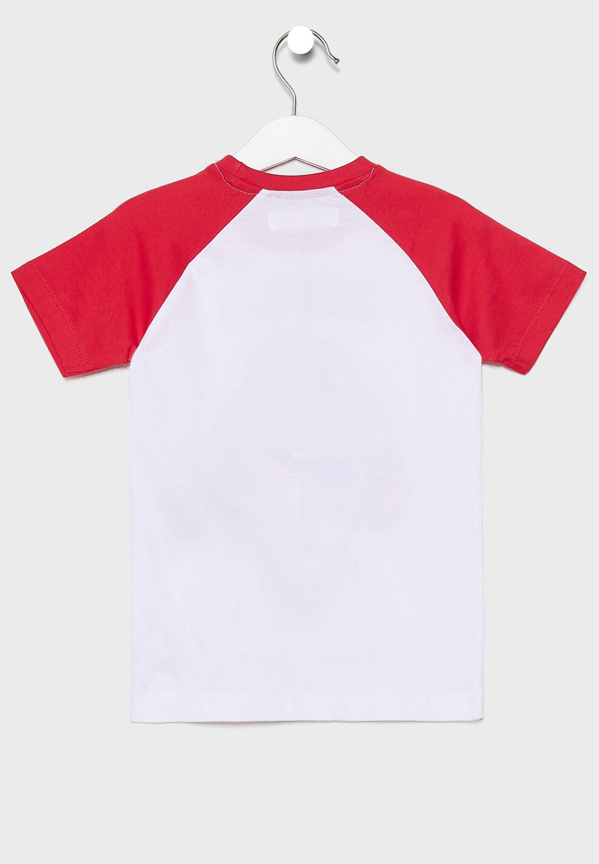 Little Raglan Graphic T-Shirt