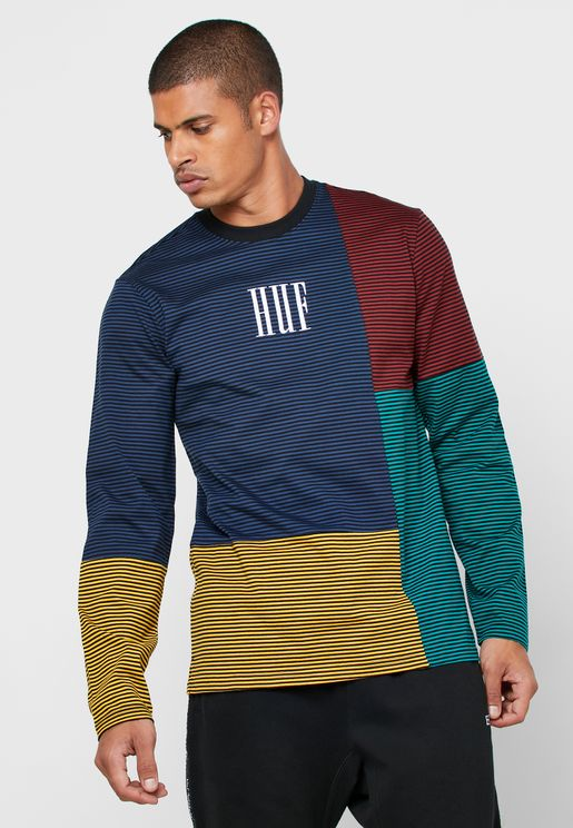 Vilmos Striped T-Shirt
