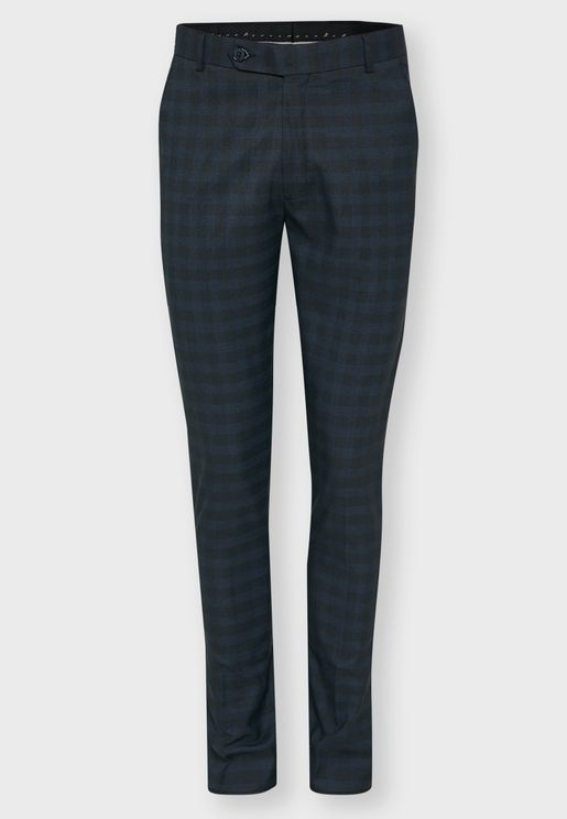 Formal Check Trouser
