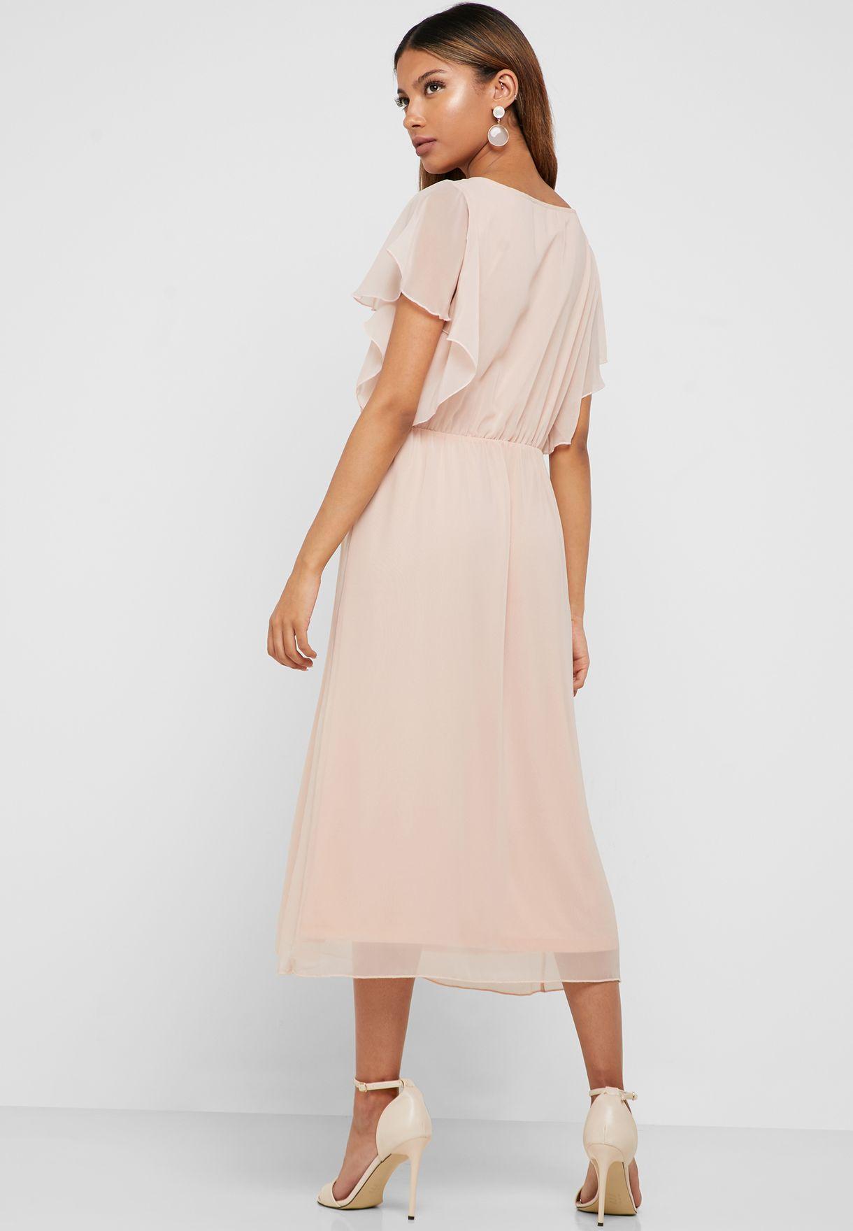 فستان ببطانة