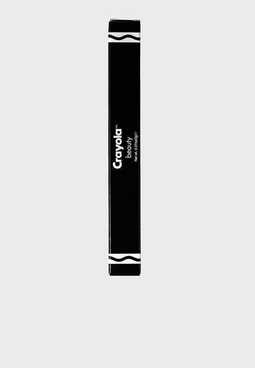 Face Crayon - Black