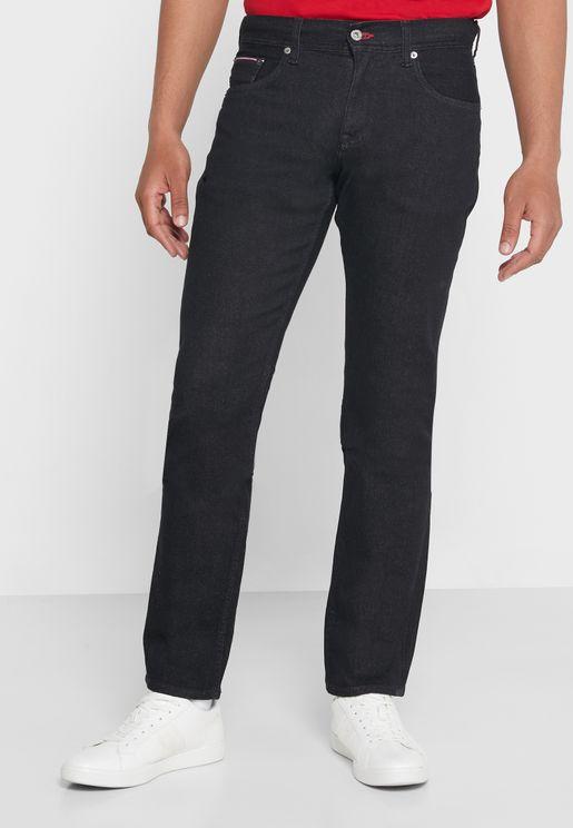 جينز قطني