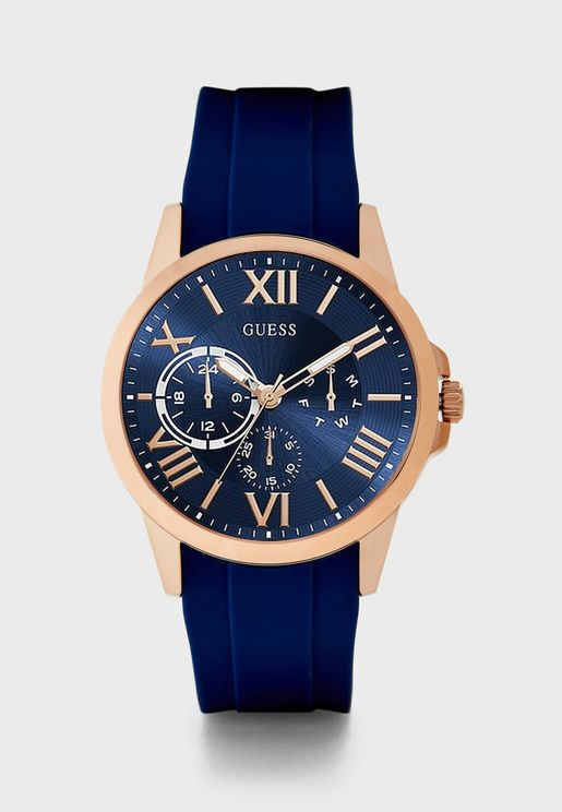 GW0012G3 Three Circle Watch