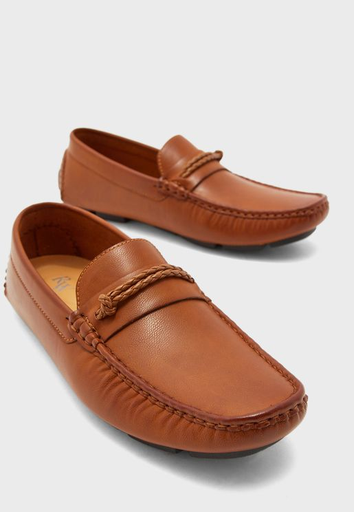 Comfort Diving Loafers