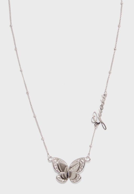 Butterfly Beads Necklace