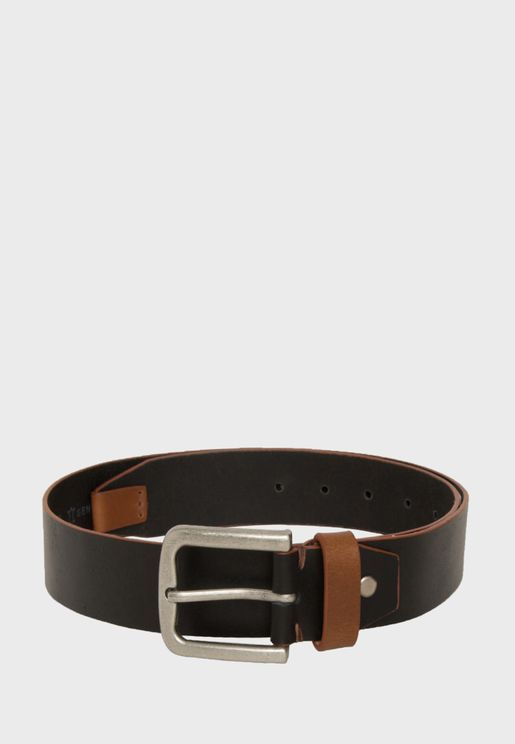 Classic Allocated Hole Belt