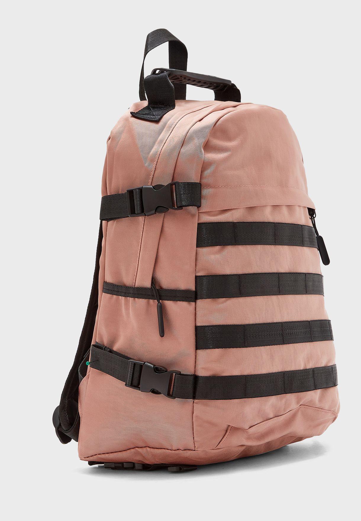 Straps Backpack