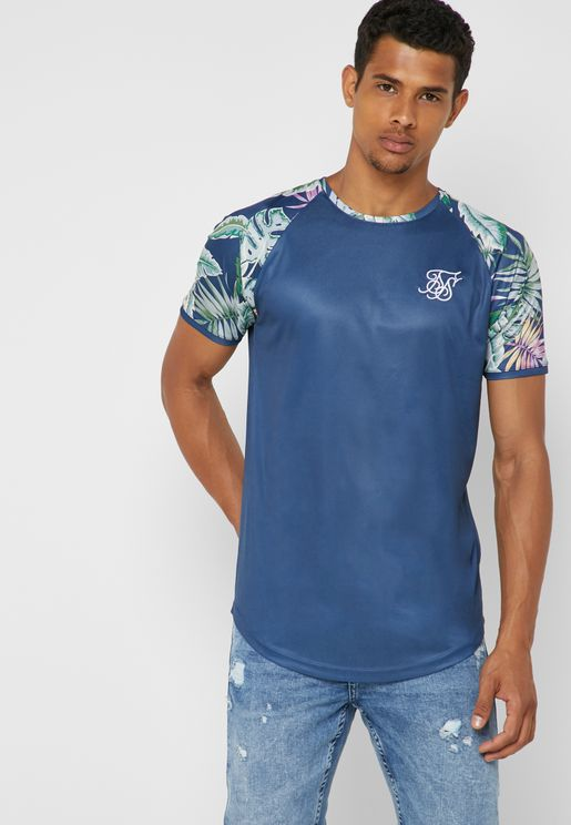 Jeremey Vine Raglan T-Shirt