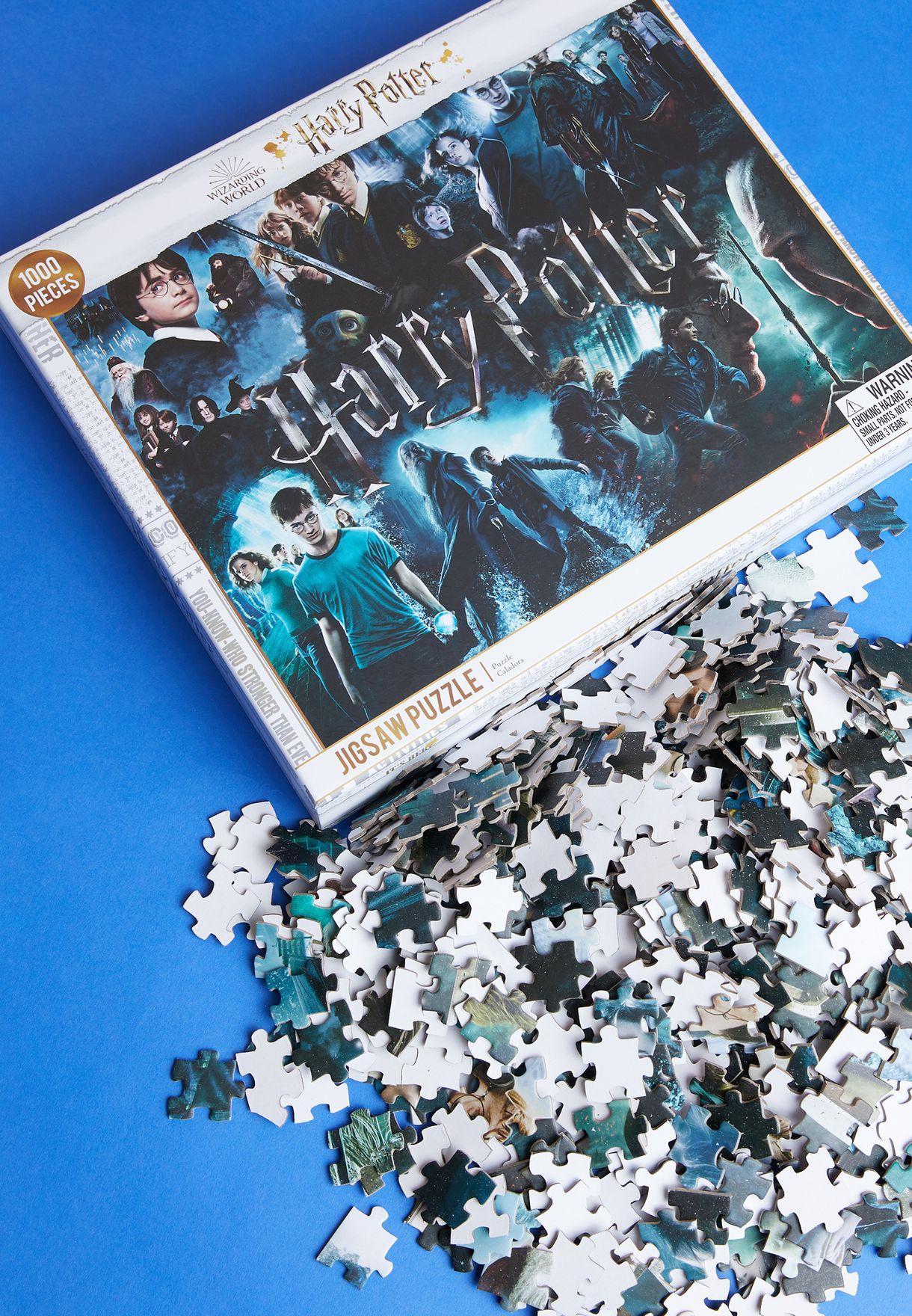 Harry Potter 1000 piece Jigsaw