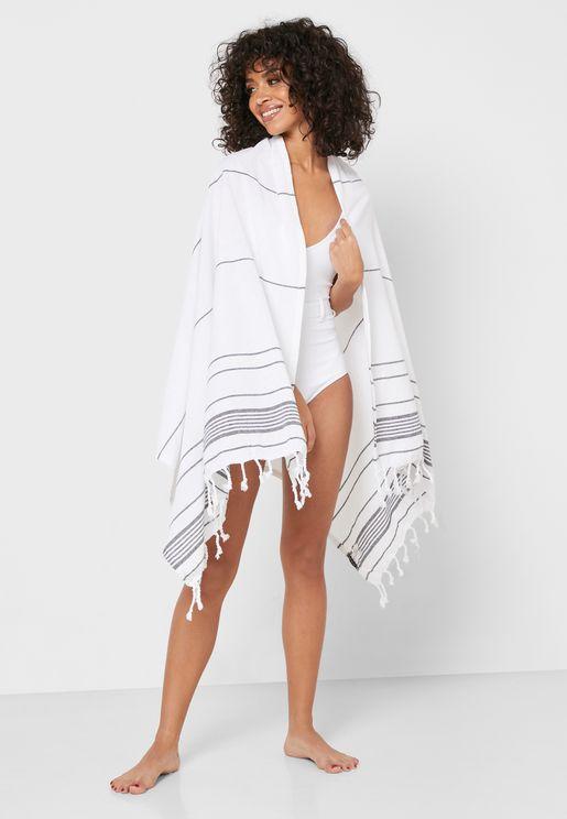 Burleigh Lightweight Beach Towel