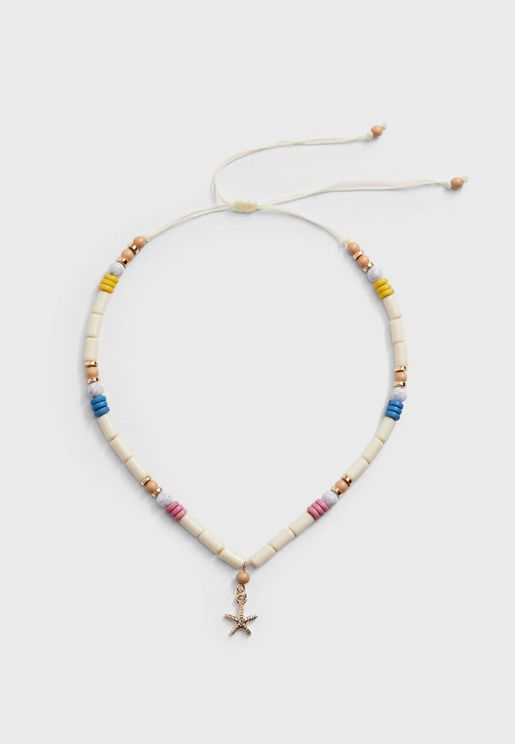 Kids Beaded Necklace