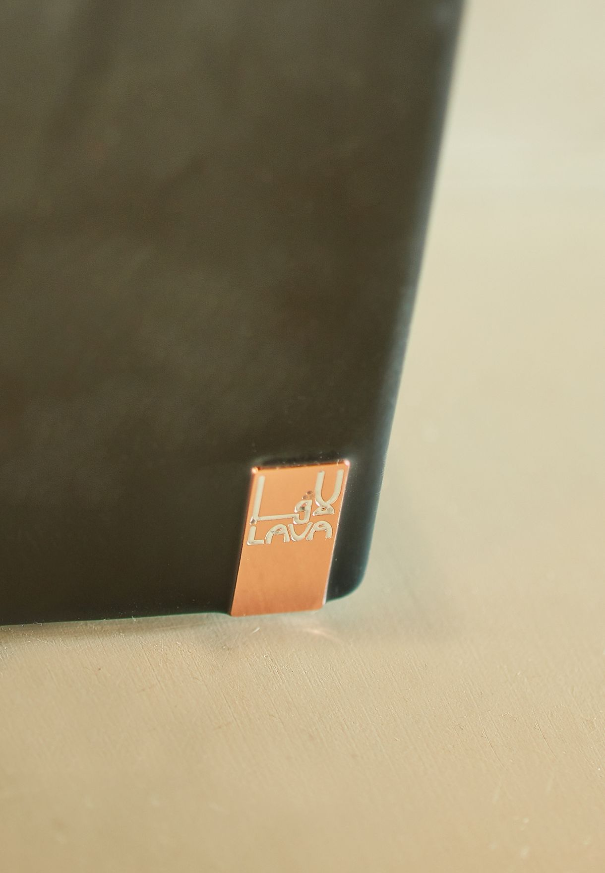 Stormy Desert Medium Pillar Candle