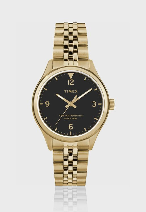 The Waterbury Watch