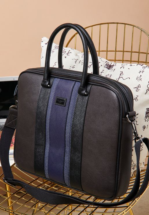 Newbee Webbing Messenger Bag
