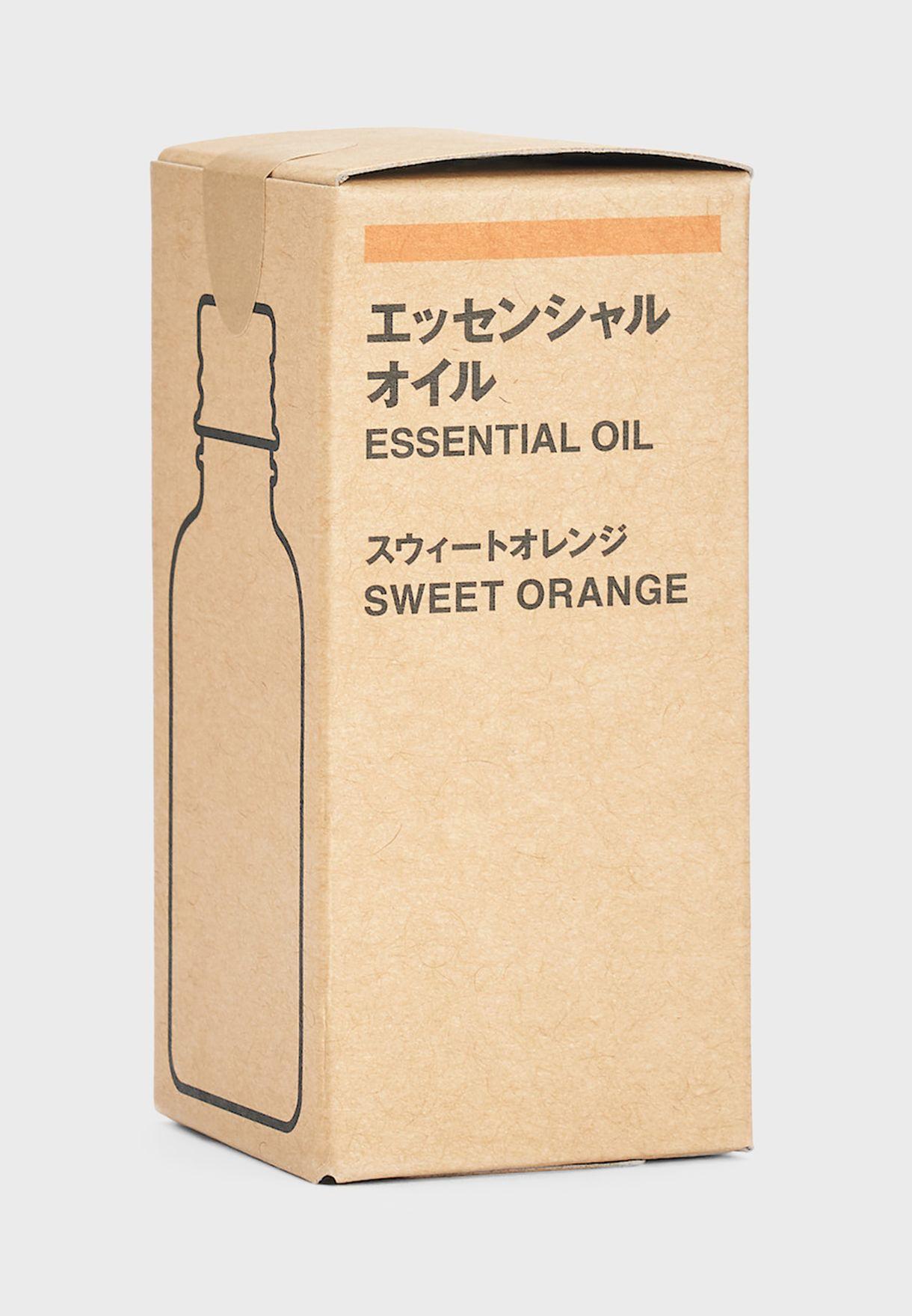 Essential Oil Sweet Orange 30Ml